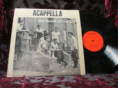 Various - Acapella The Sound Of The.