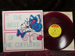 Cufflinks - The Best Of The - Red Wax