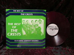 Crests - The Best Of The - Red Wax